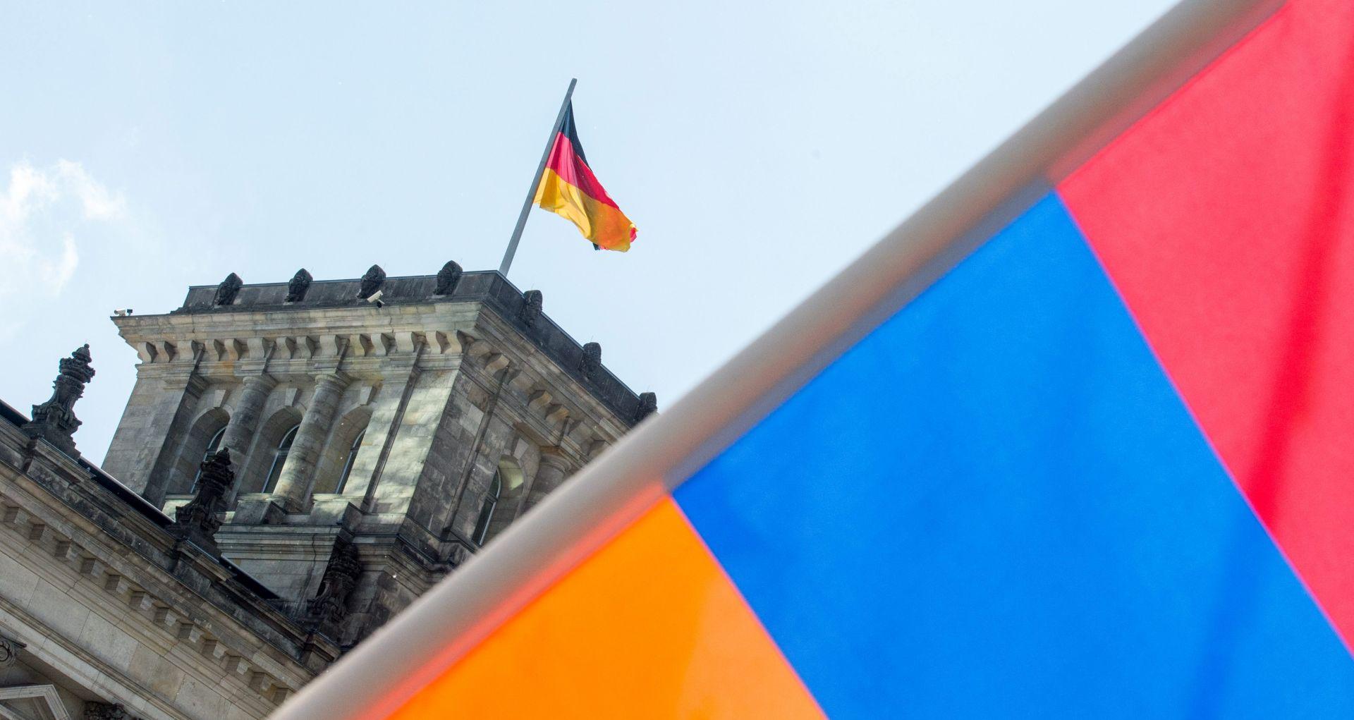 """Berlin se nada da reakcije Ankare neće biti """"pretjerane"""", Turska podsjeća Nijemce na holokaust"""