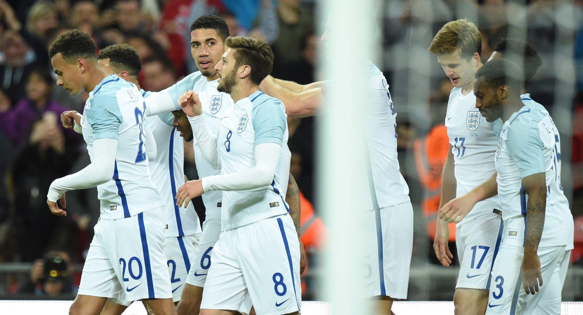 PRIJATELJSKI DVOBOJ NA WEMBLEYJU Engleska slavila protiv Portugala
