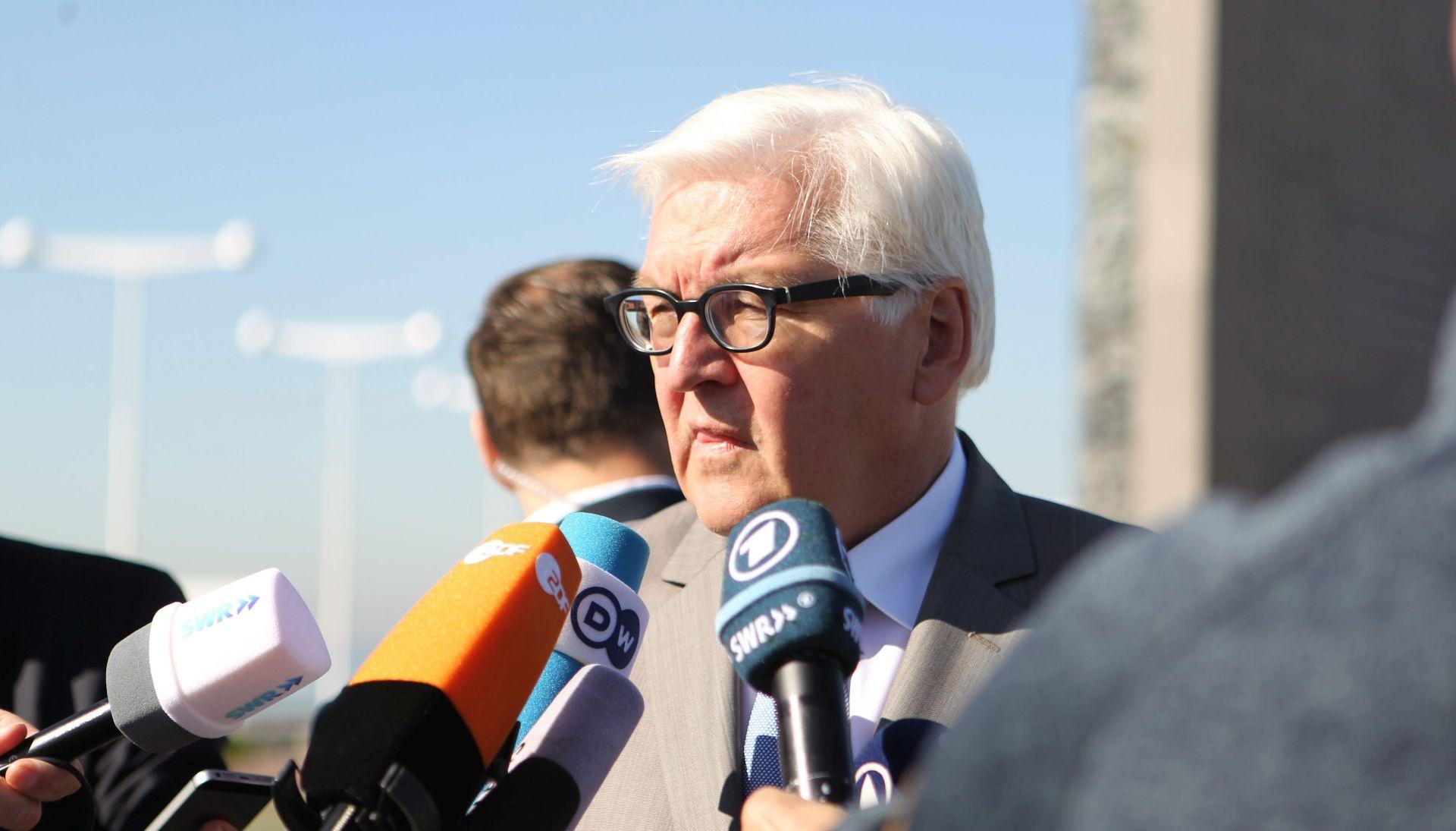 Steinmeier kritizira neprijateljsku politiku NATO-a prema Rusiji