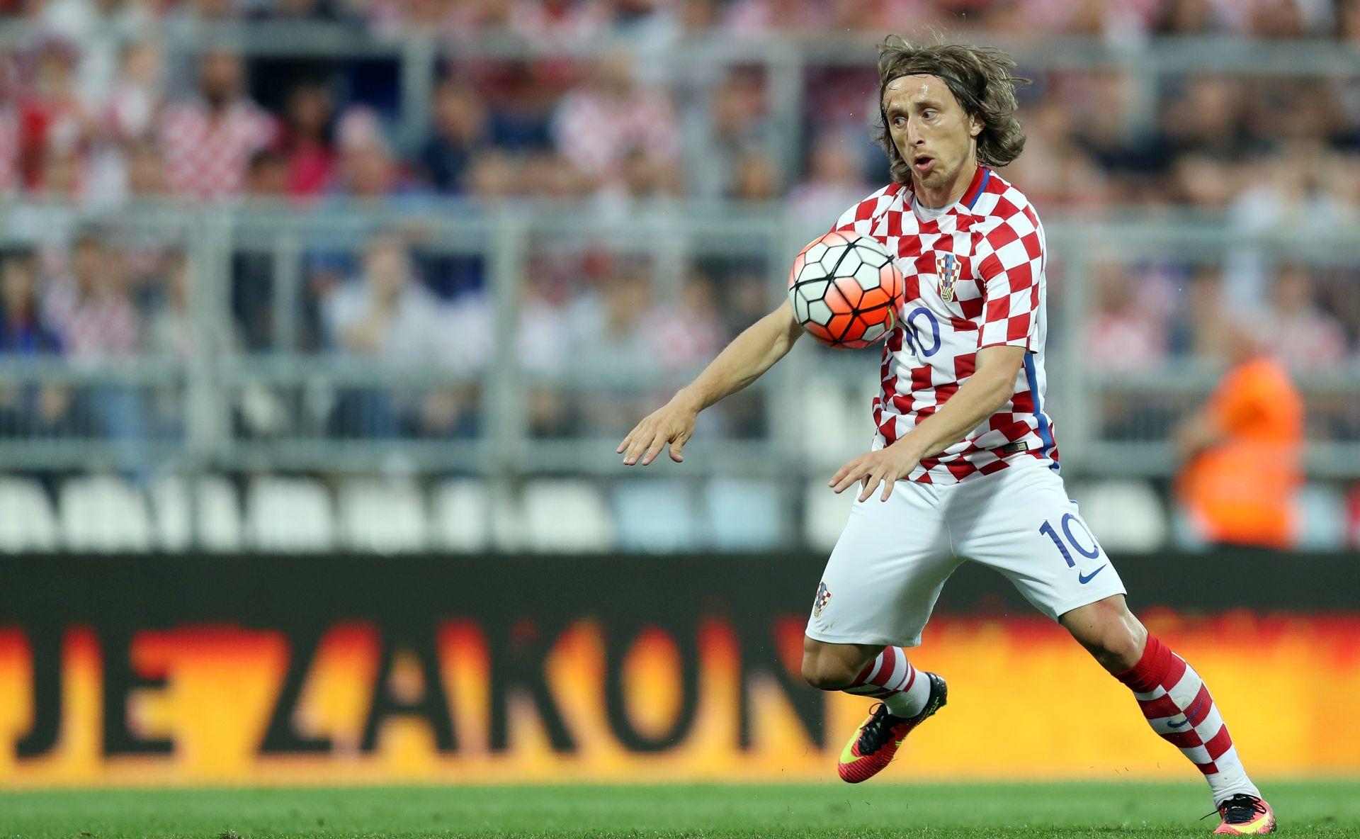 Modriću četvrti hrvatski nogometni Oscar