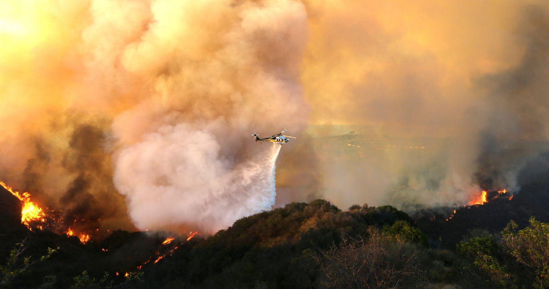 Požari nadomak Los Angelesa, evakuirano 5000 ljudi