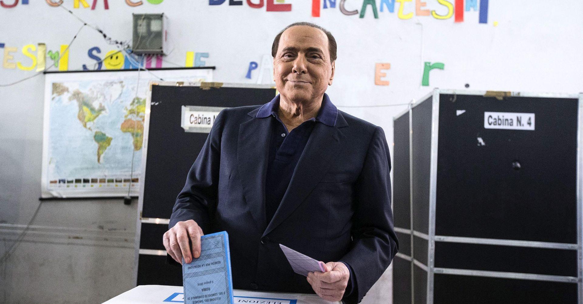 'NIJE ZABRINJAVAJUĆE' Silvio Berlusconi hospitaliziran zbog problema sa srcem