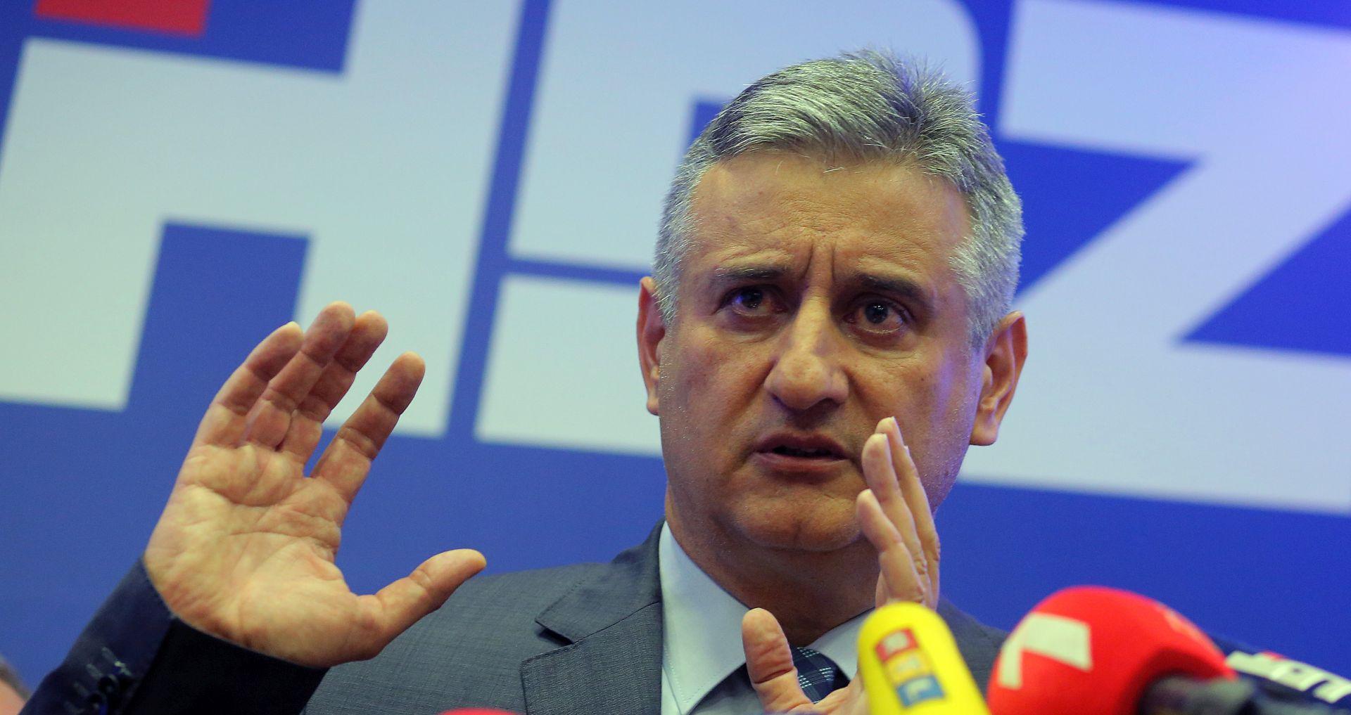KARAMARKO 'Hrvatska je na raskrižju'