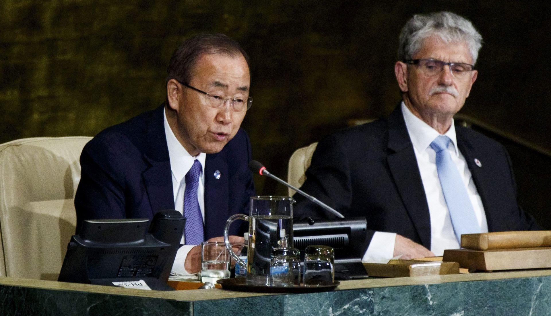 Vijeće sigurnosti UN-a 21. srpnja počinje tajno glasanje o nasljedniku Ban Ki-moona