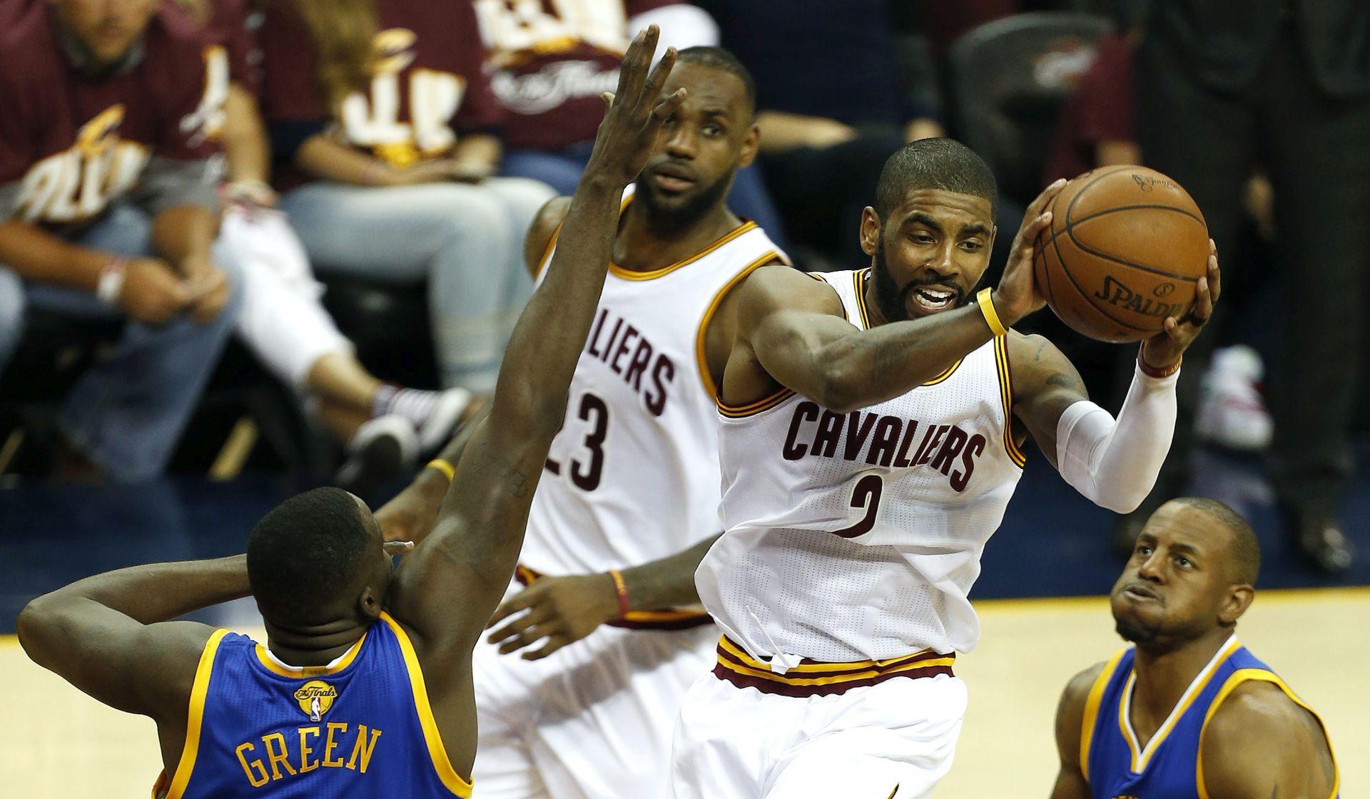 NBA FINALE Cleveland se vratio u utrku za naslov