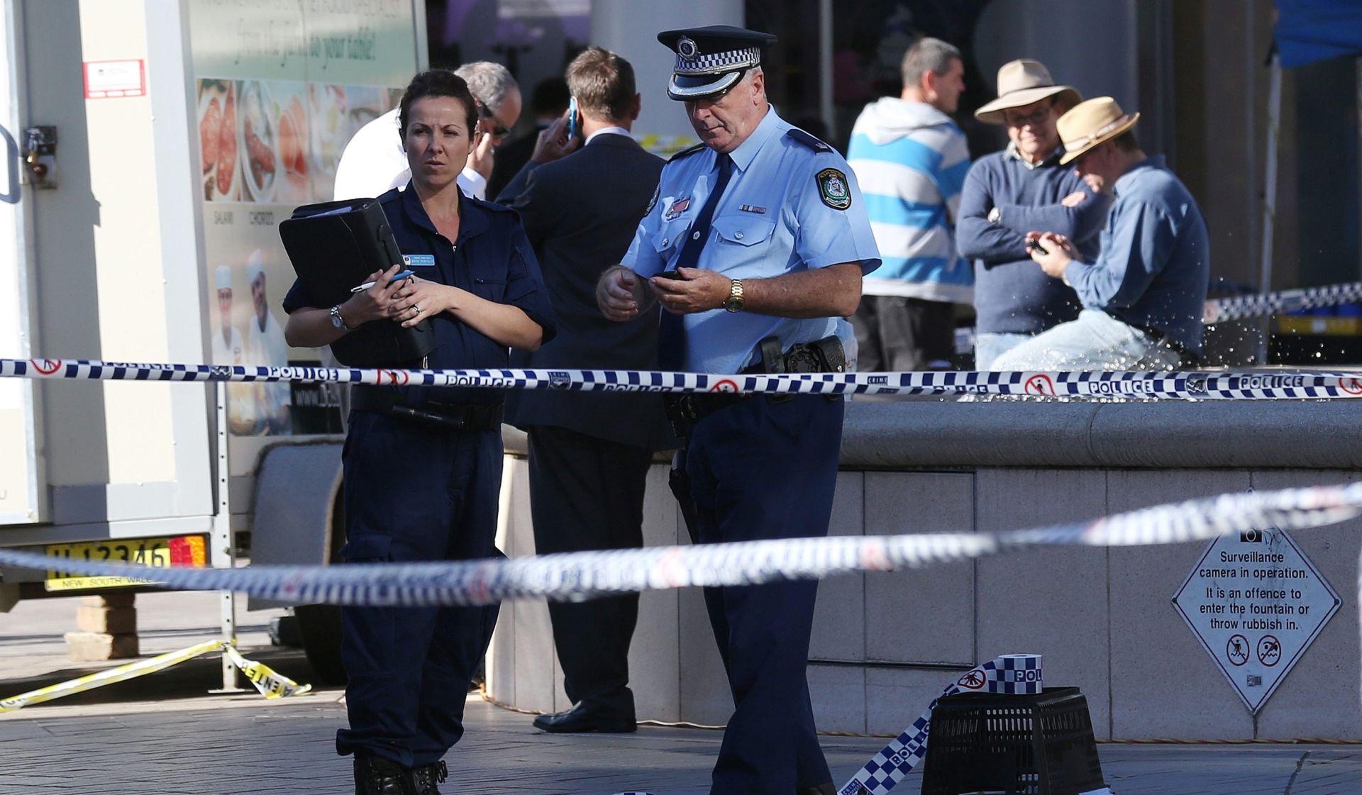 PUCNJAVA U SYDNEYJU Četiri osobe ranjene u policijskoj pucnjavi u shopping centru