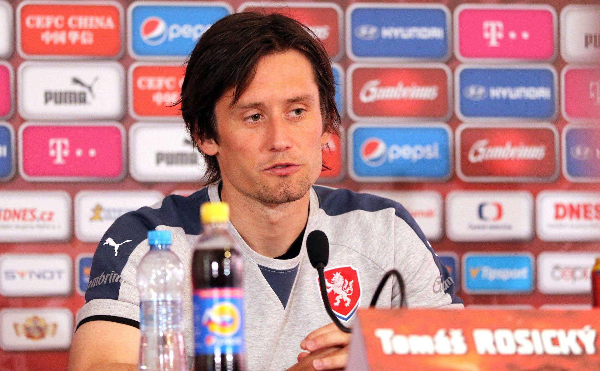 ZANIMLJIV REKORD Tomas Rosicky najmlađi i najstariji Čeh na EURO-ima