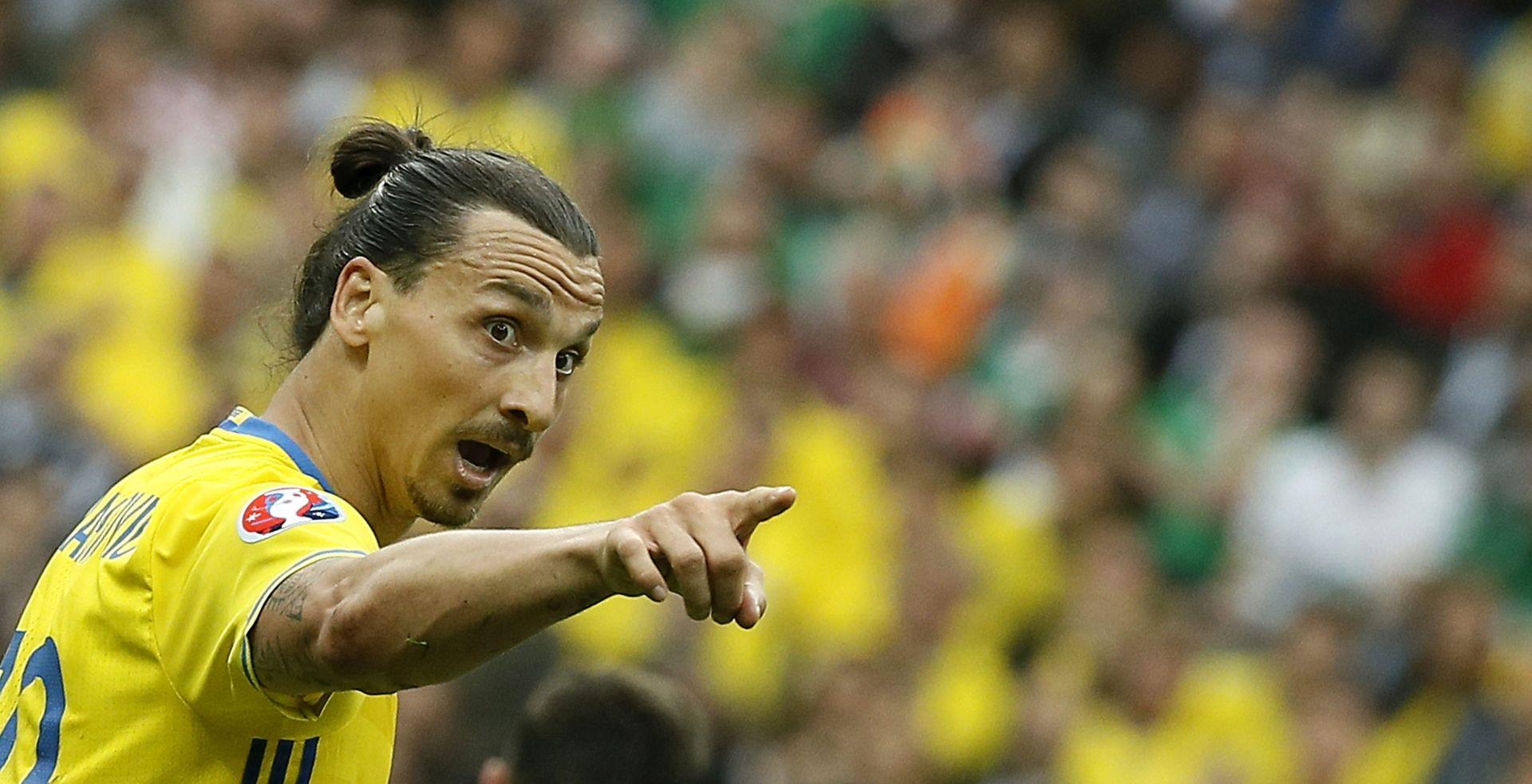 MOURINHO: Ibrahimović može otići kad god želi