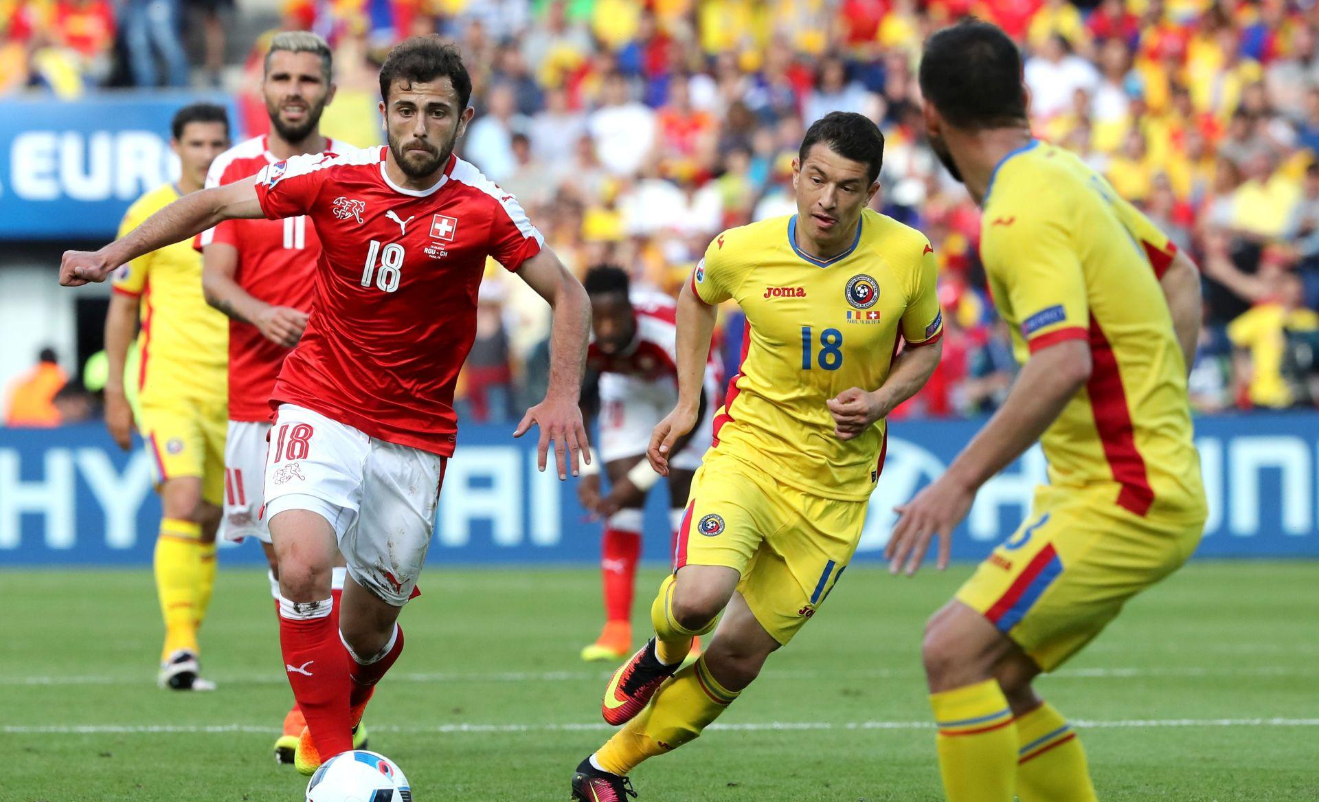 Švicarska na korak do osmine finala nakon remija s Rumunjskom