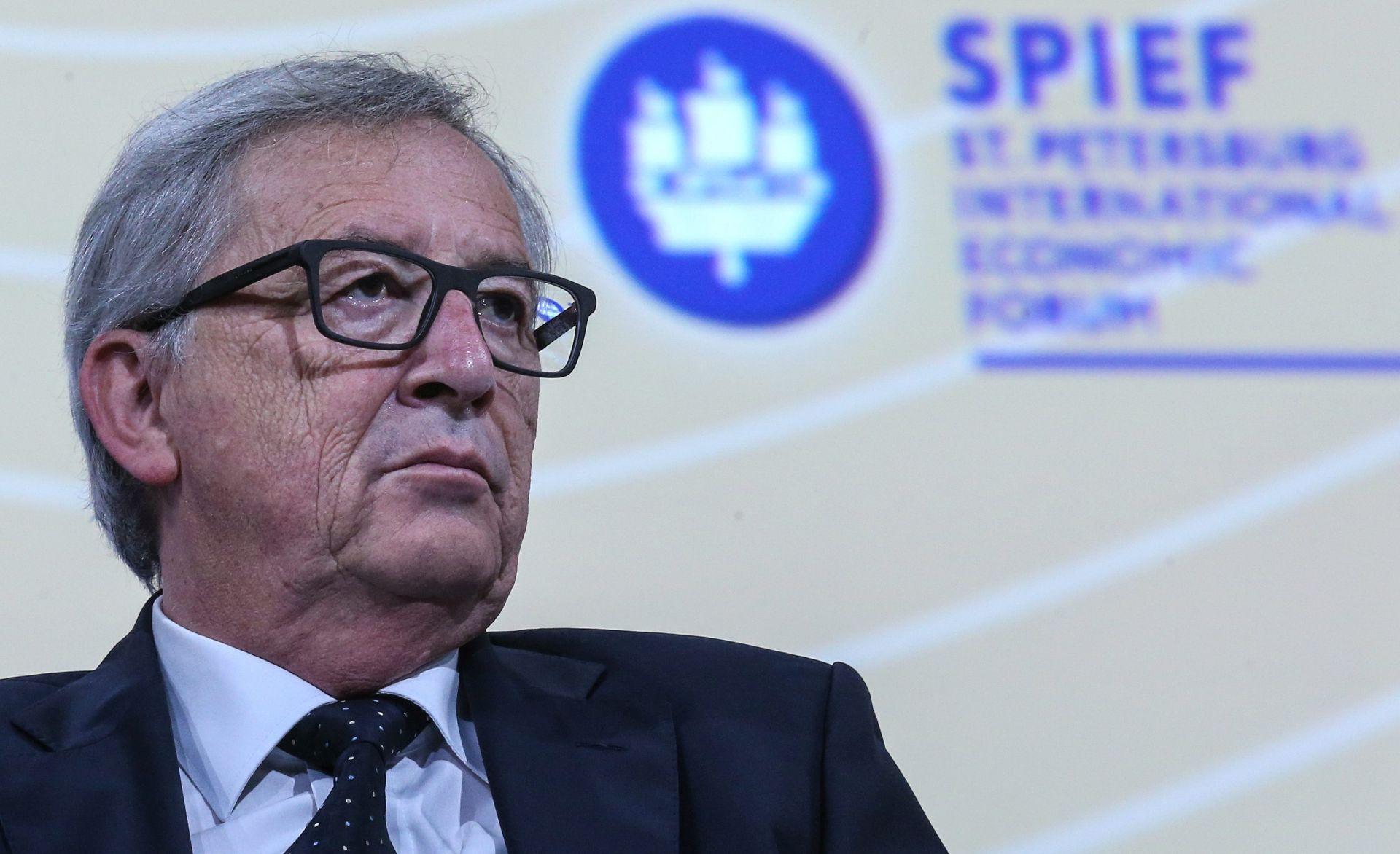 Juncker neće dati ostavku u slučaju Brexita