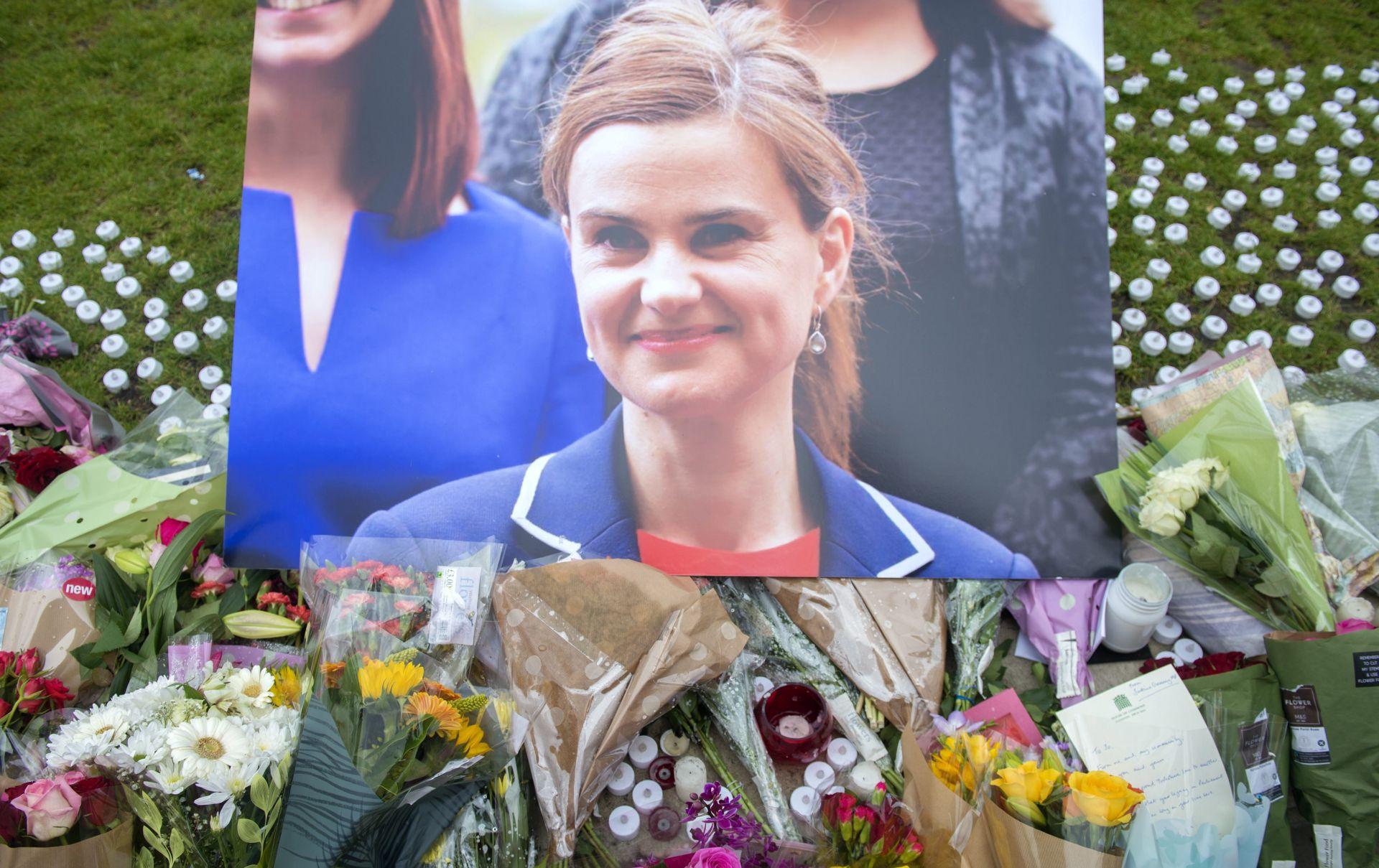 """Ubojica britanske zastupnice na sudu: """"Moje je ime smrt izdajicama, sloboda za Britaniju"""""""