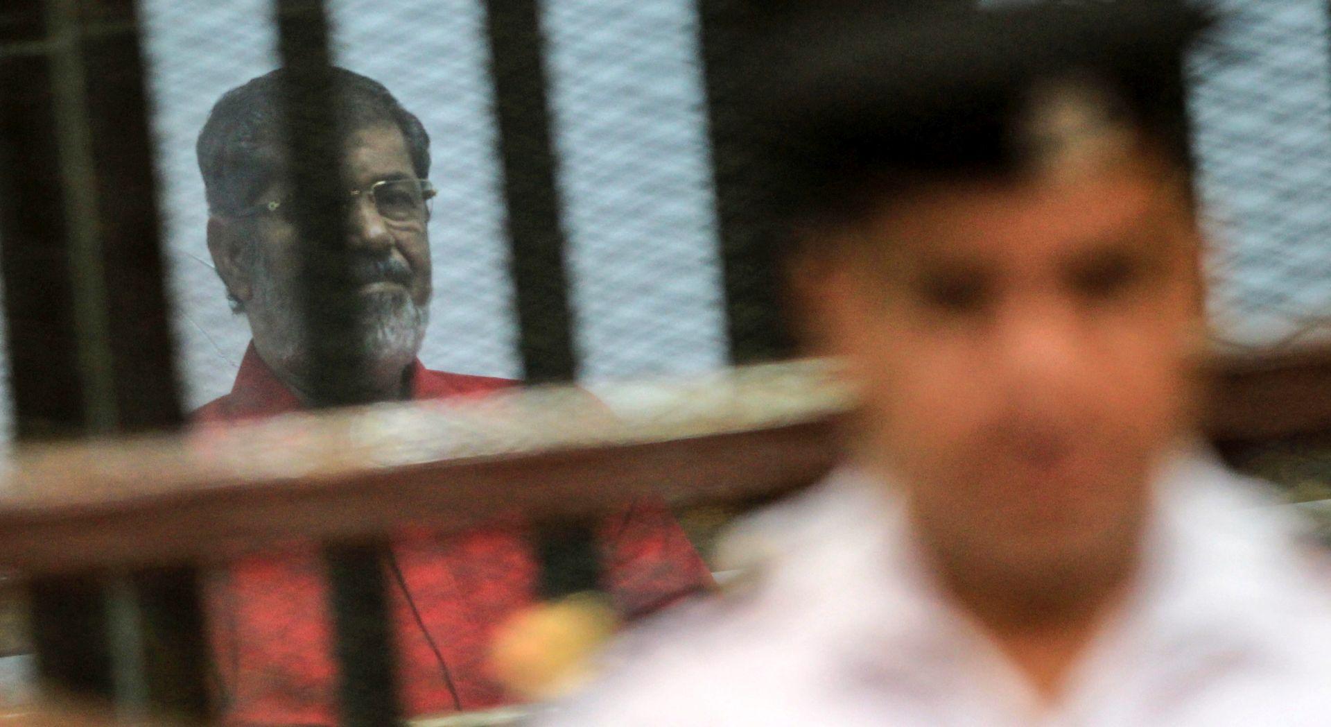 Nova kazna doživotnog zatvora za bivšeg egipatskog predsjednika Mursija
