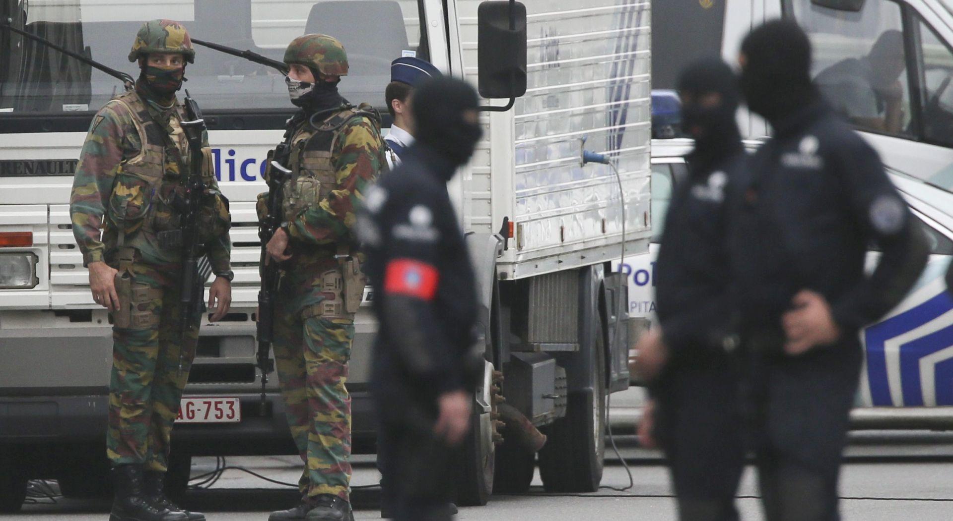 PROTUTERORISTIČKE OPERACIJE Belgija uhitila dva muškarca, jedan se planirao raznijeti među navijačima
