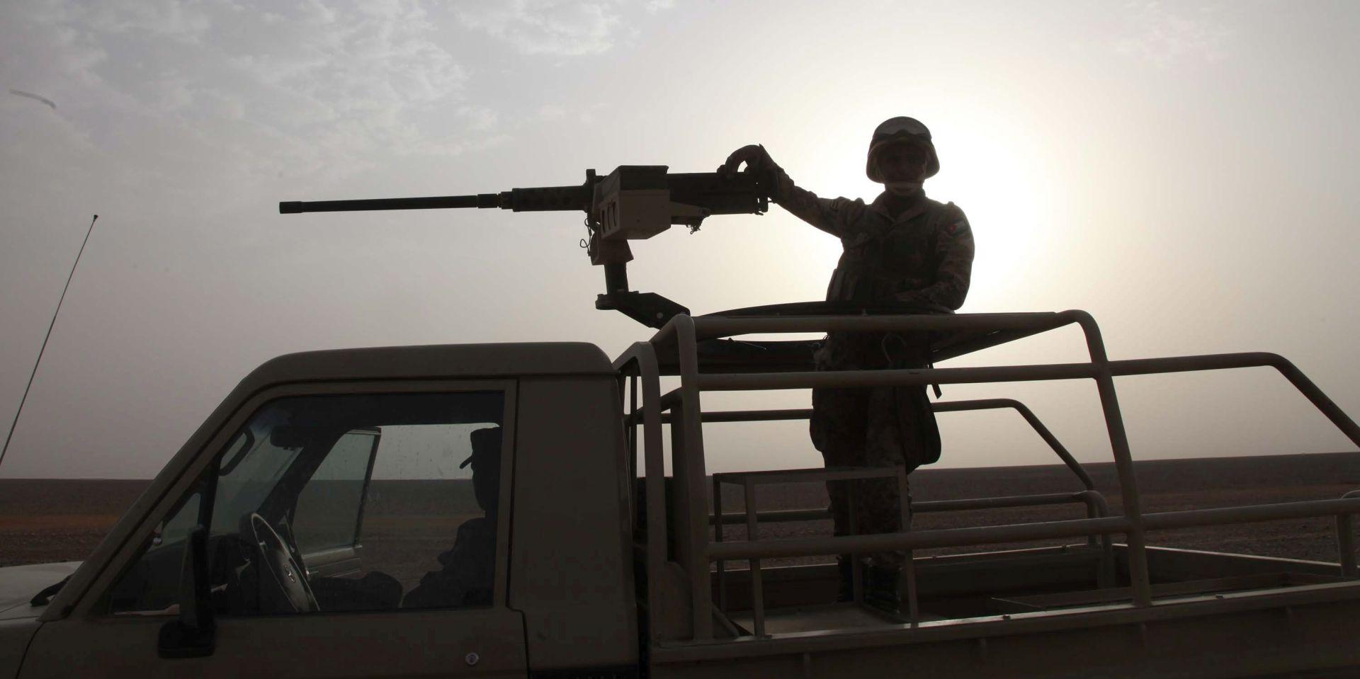 NAKON SAMOUBILAČKOG NAPADA Jordan zatvorio granice sa Sirijom i Irakom