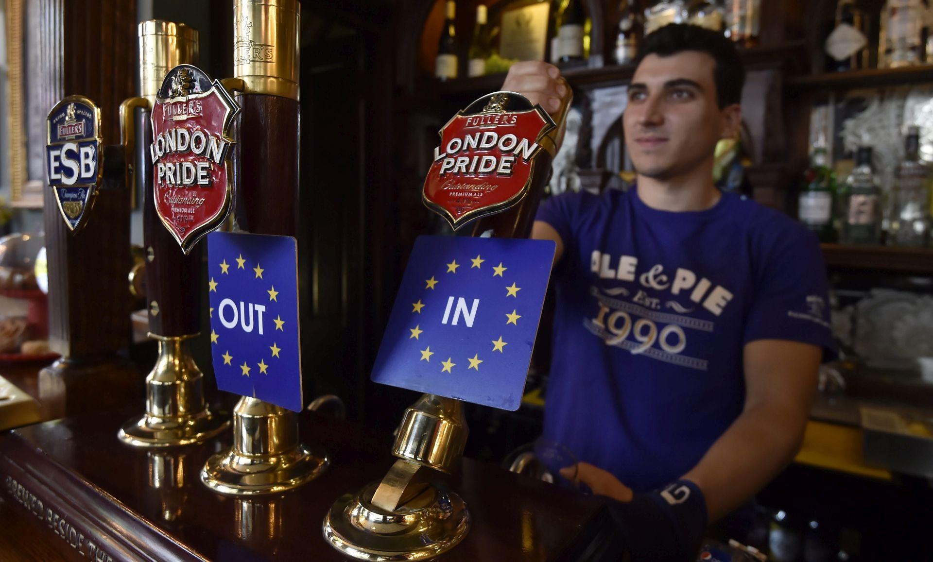 Europljani u Britaniji zabrinuti zbog Brexita