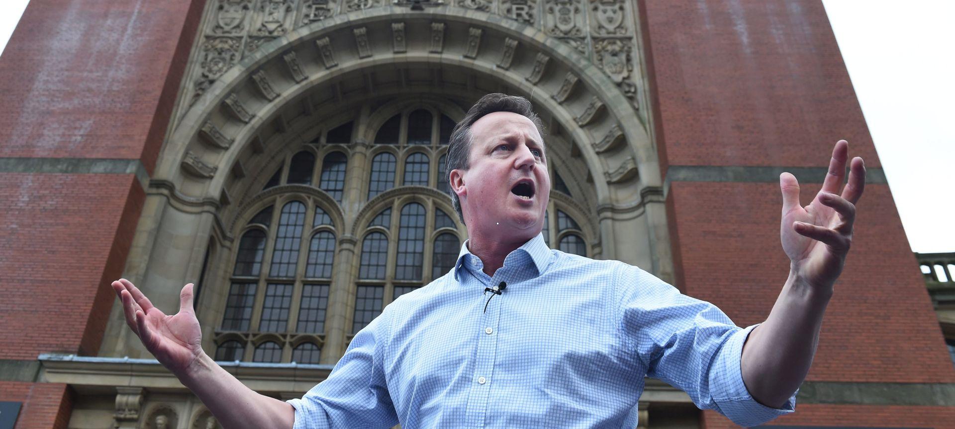 """CAMERON """"Očuvanje jedinstva Ujedinjenog Kraljevstva apsolutno je najviši interes naše zemlje"""""""