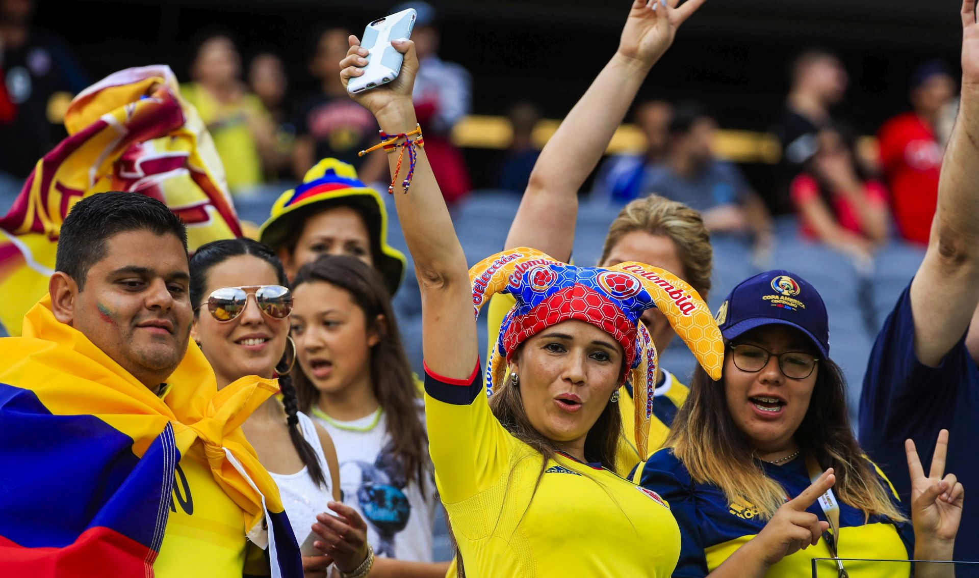 VIDEO: COPA AMERICA Kolumbija treća