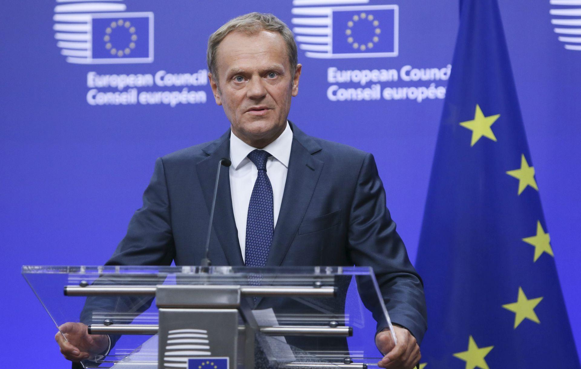 EU će u srijedu razmotriti britanski 'proces rastave'