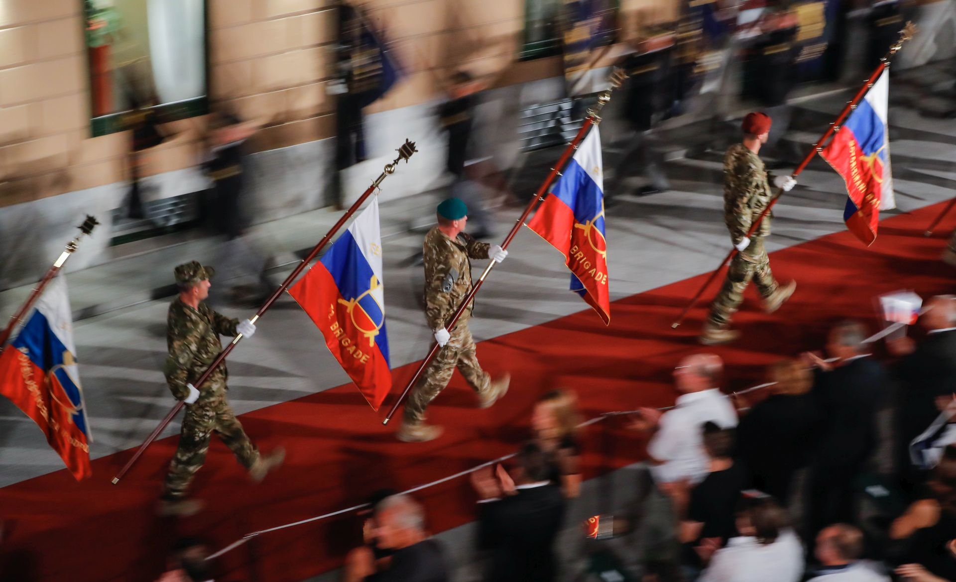 Slovenija proslavila jubilej državnosti, na proslavi i hrvatska predsjednica