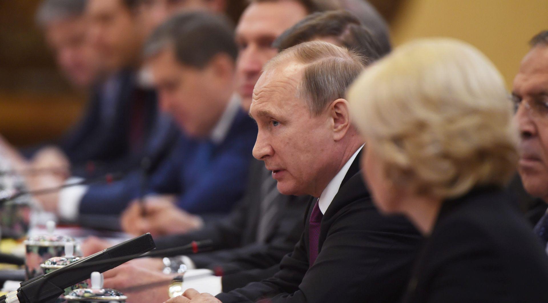 Kina i Rusija potvrdile bliska stajališta