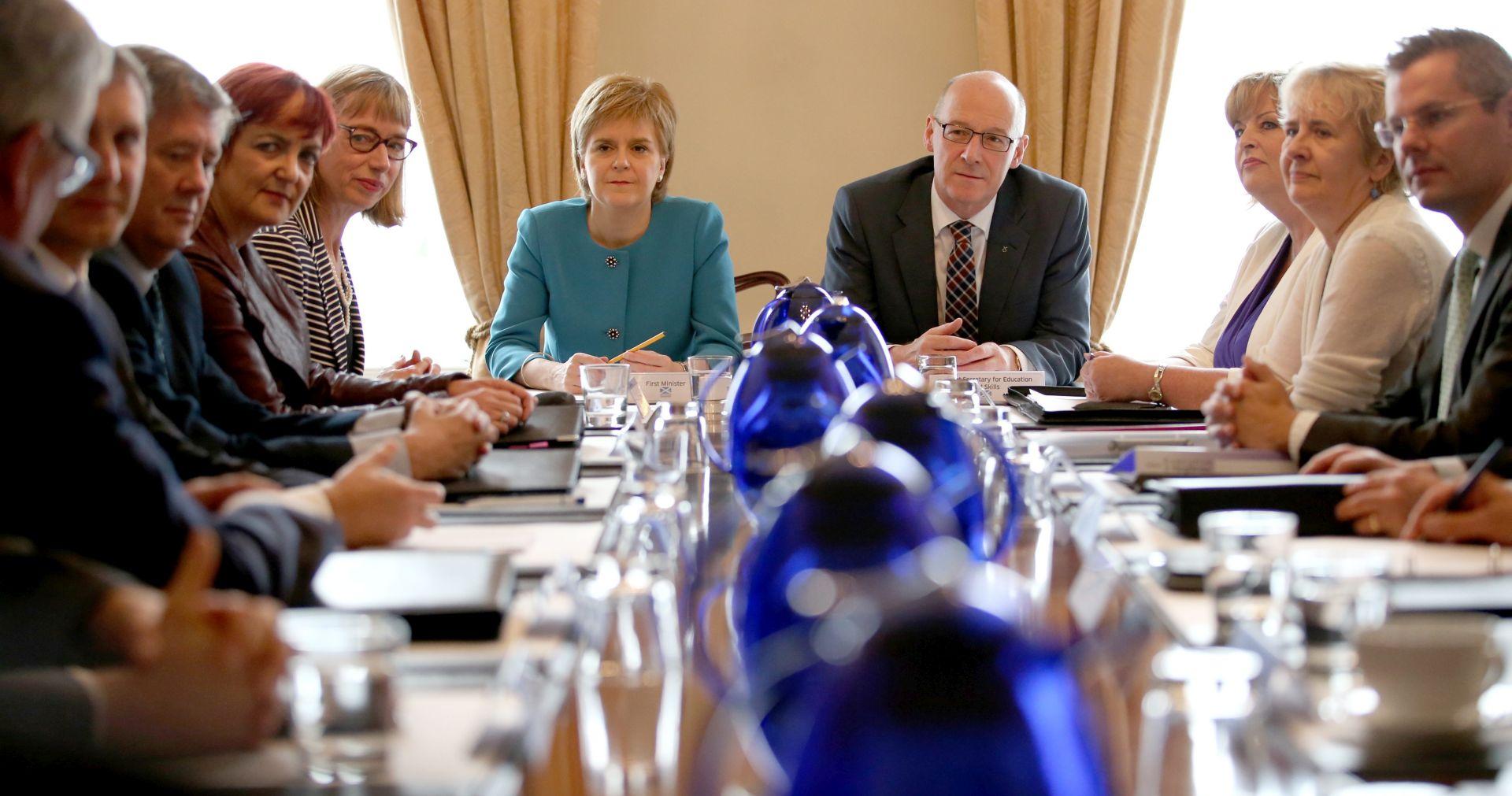 Nicola Sturgeon ide u Bruxelles: Škotska želi ostati u EU