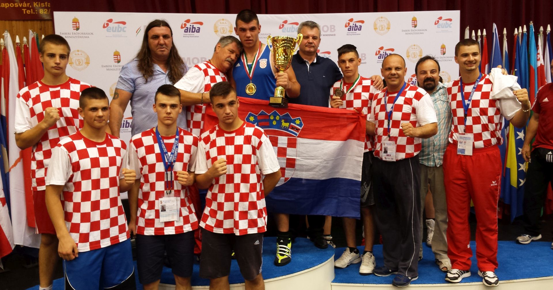 Boks: Josip Biletić europski juniorski prvak