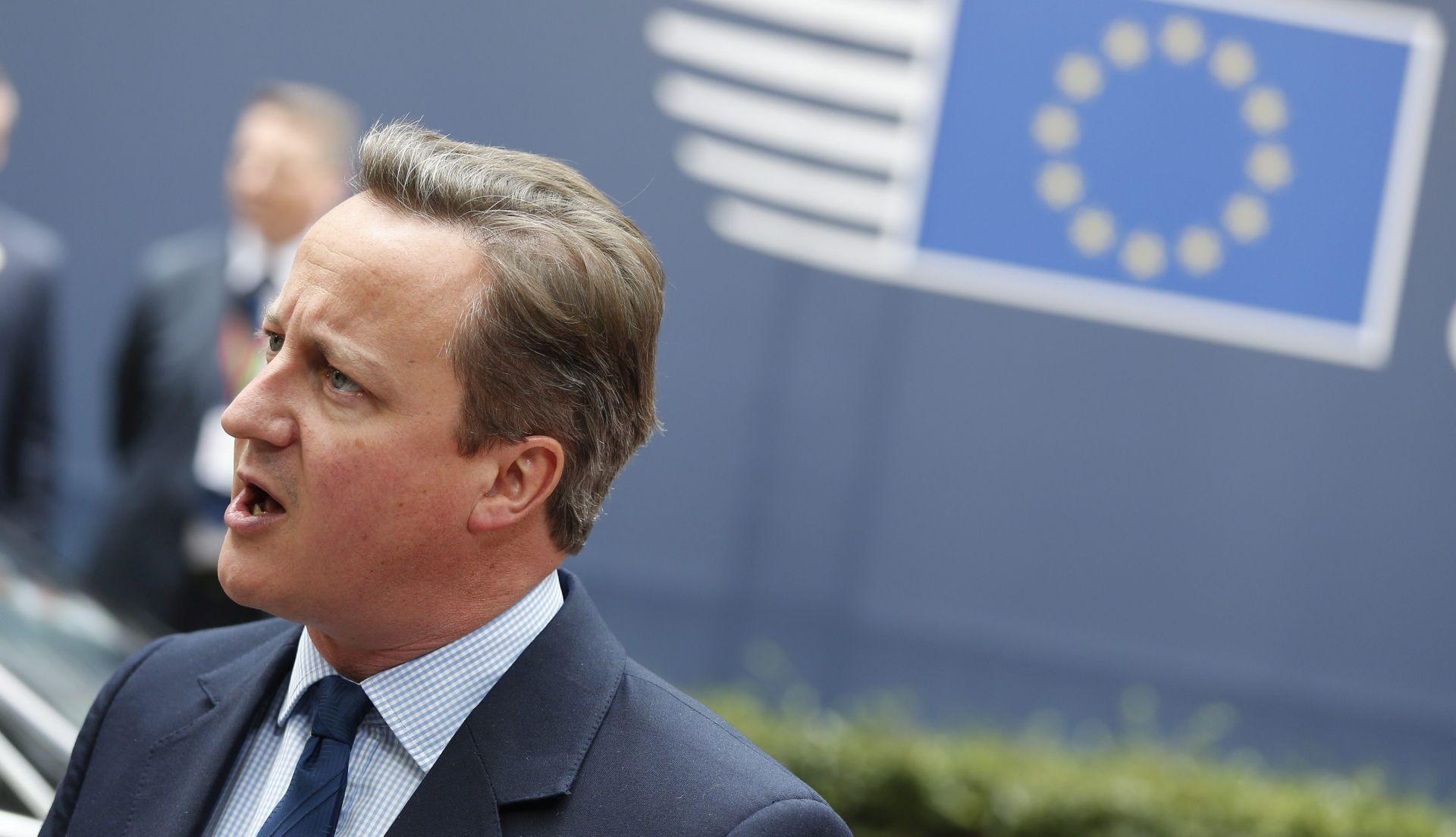 DAVID CAMERON 'Žalim zbog ishoda referenduma ali ne i zbog toga što je održan'