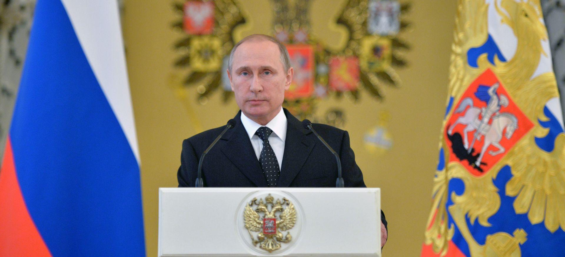 NEĆE ODGOVARATI ZA RATNE ZLOČINE? Rusija izlazi iz ugovora o osnivanju ICC-a