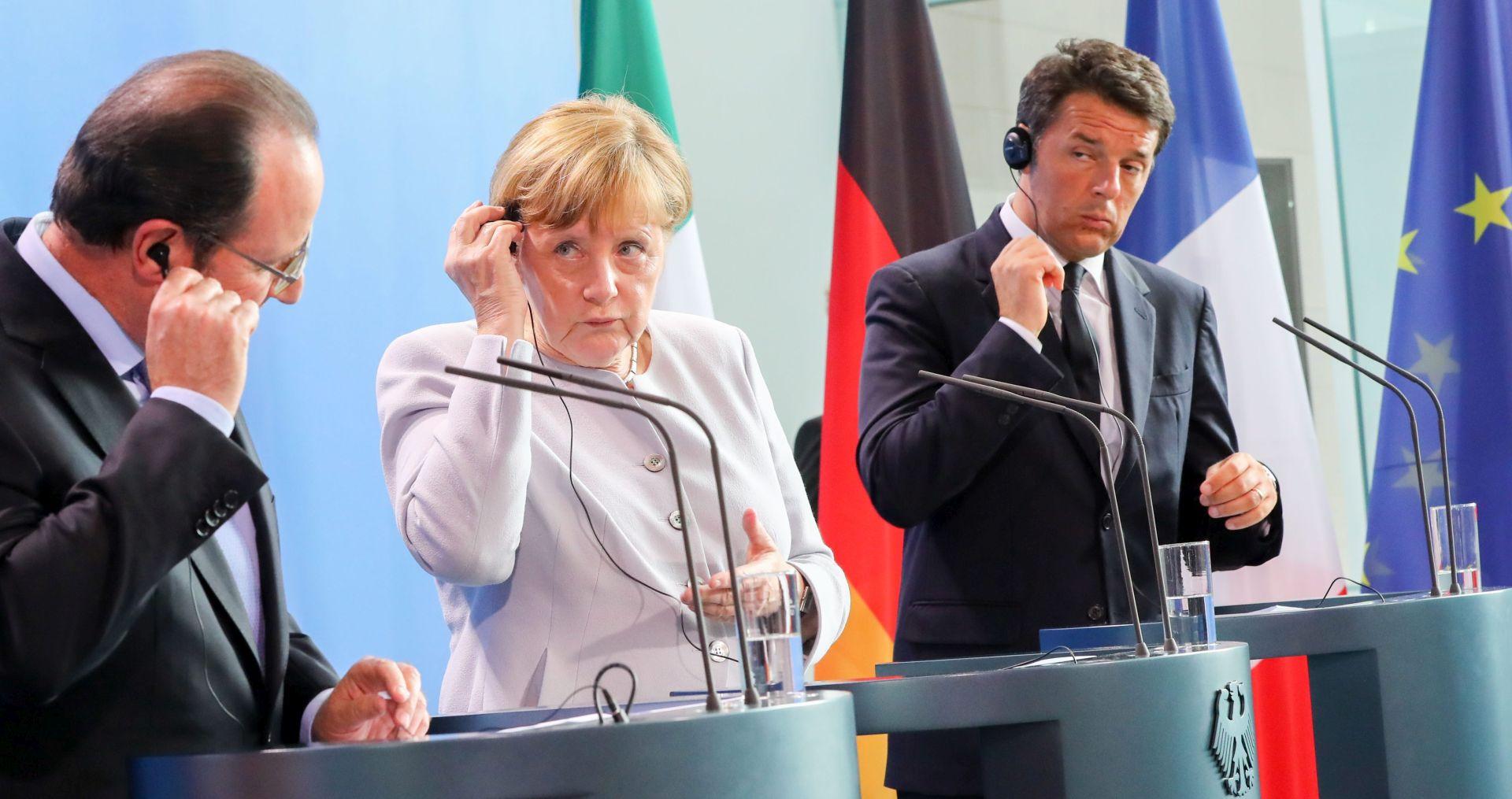 Europska unija nastavila summit bez Velike Britanije