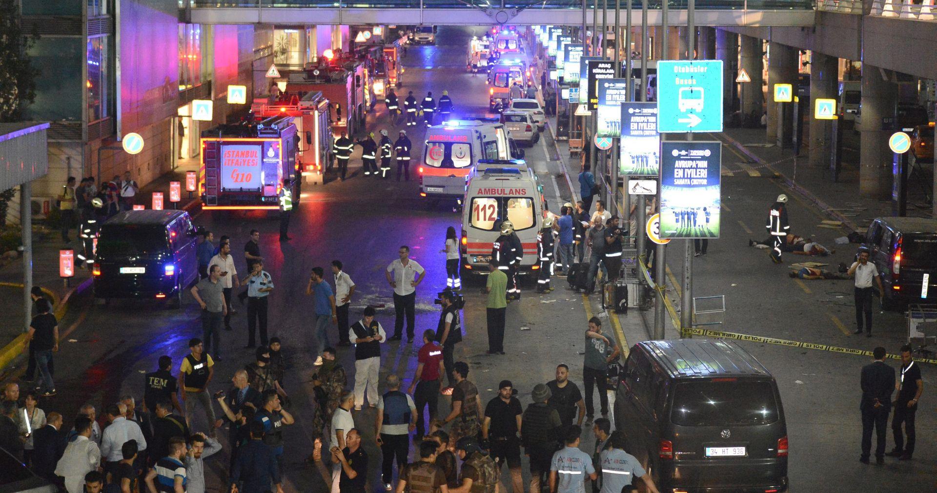 NAPAD NA ISTANBUL: 36 mrtvih, iza napada vjerojatno Islamska država