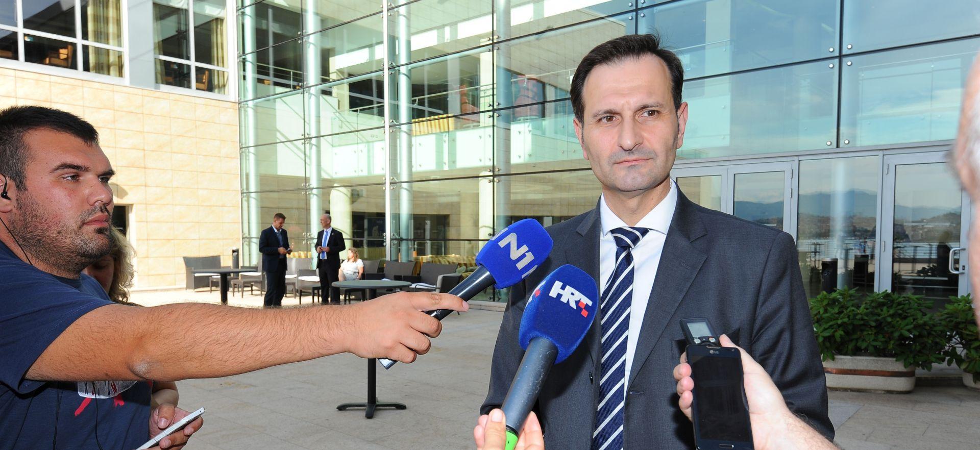 MIRO KOVAČ 'Arbitražni postupak za Hrvatsku više nije relevantan'