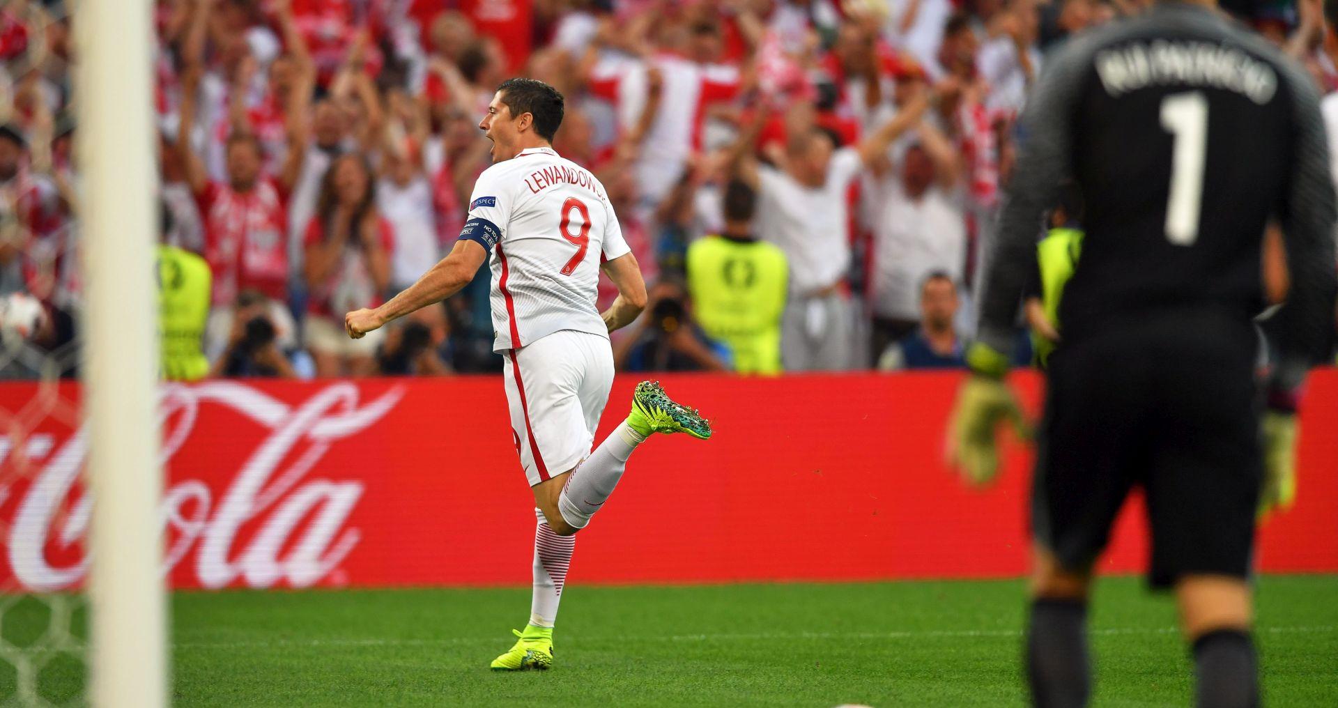VIDEO: Lewandowski postigao drugi najbrži pogodak u povijesti EURO-a