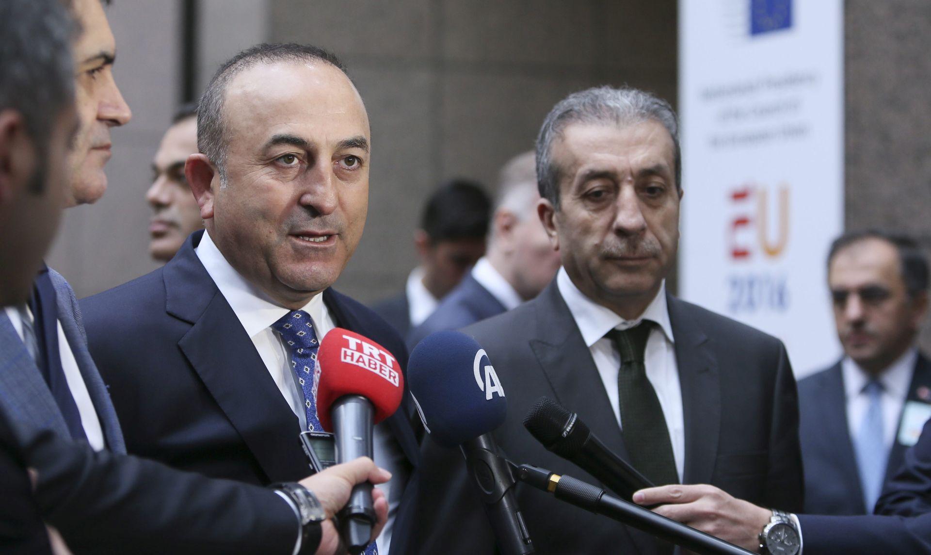 Turska odbacuje pritisak EU-a oko protuterorističkih zakona