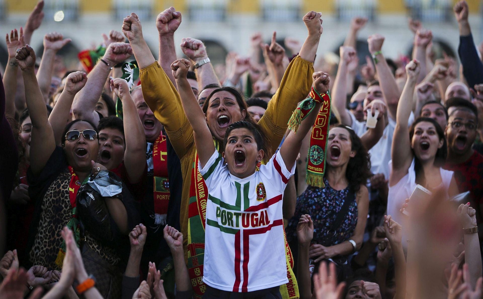 NE POBJEĐUJU, ALI NI NE GUBE Portugal nakon penala protiv Poljske izborio polufinale EURO-a