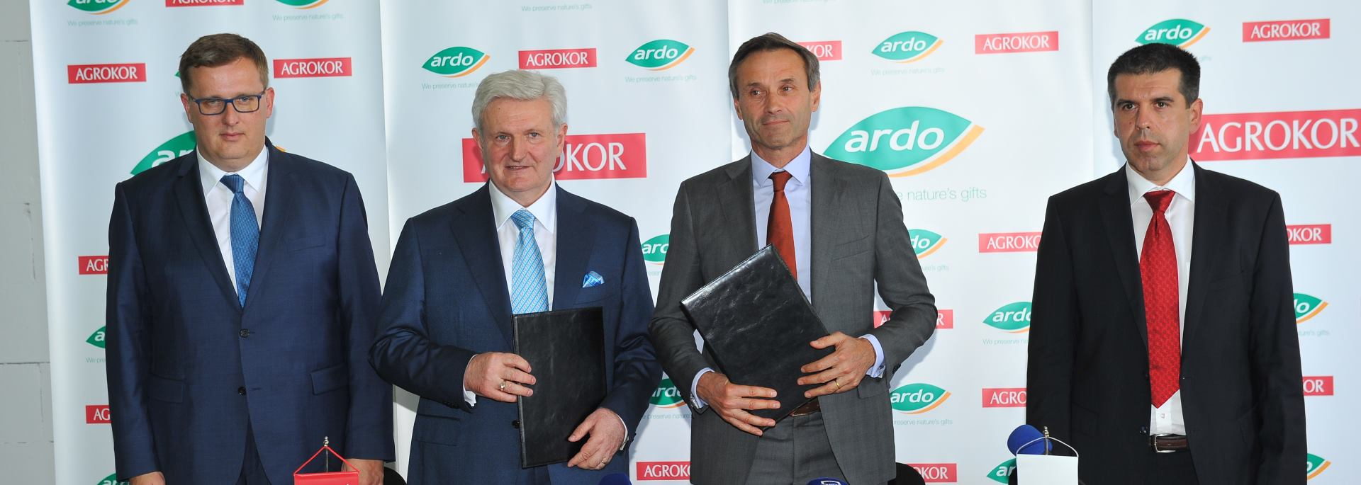 Agrokor i Ardo investirat će 400 milijuna kuna u tvrtku Vinka d.d.