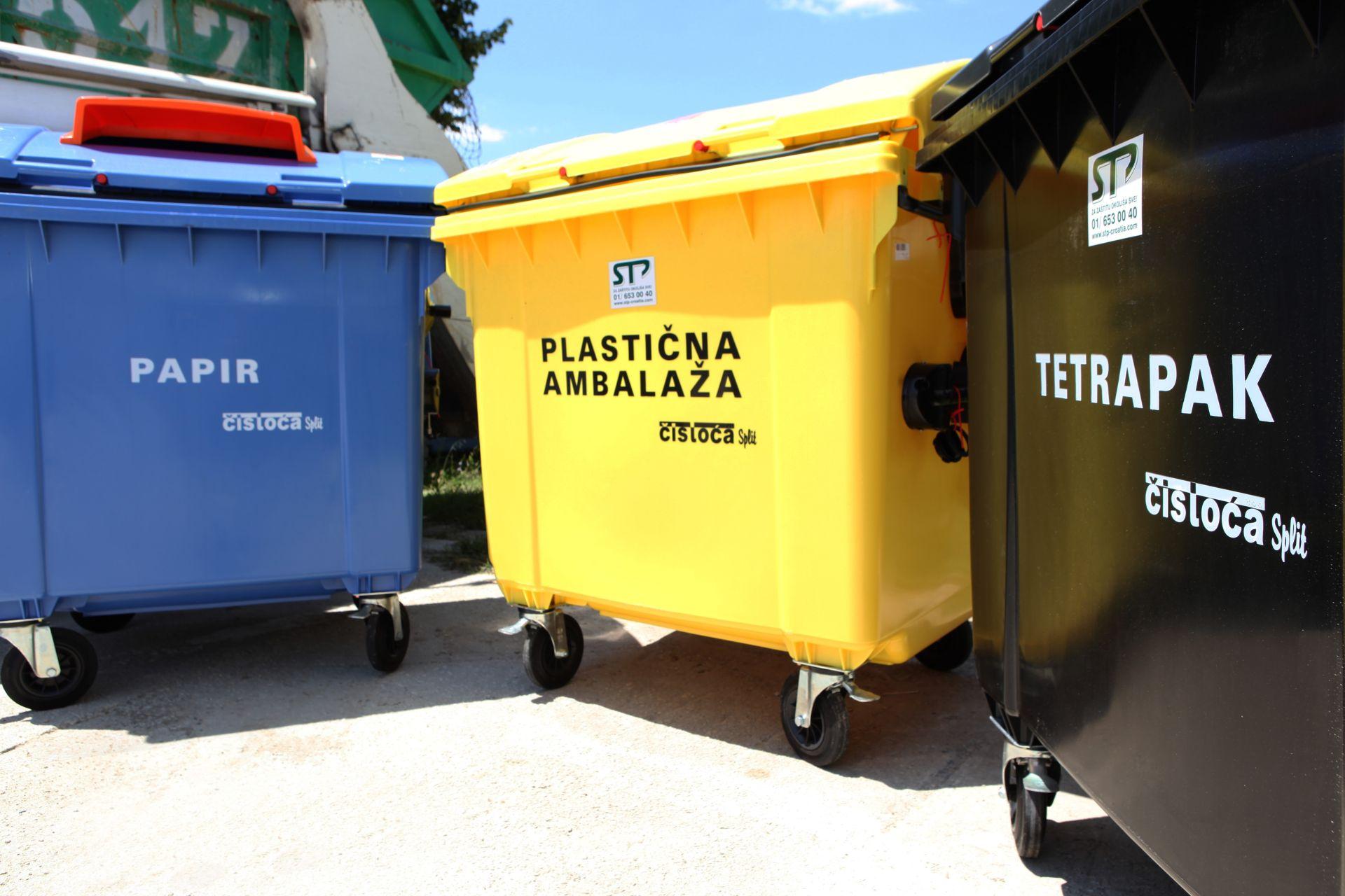 ZELENA AKCIJA: Manji broj odvoza komunalnog otpada u Zagrebu pogoduje 'otpadnom lobiju'