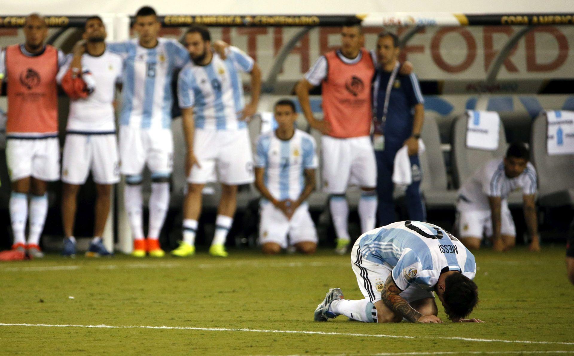COPA AMERICA: Čile obranio naslov, Messi prestaje igrati za argentinsku reprezentaciju