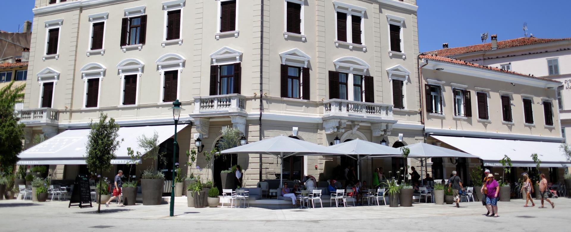Prestižna nagrada gostiju za obnovljeni rovinjski hotel Maistrin hotel Adriatic