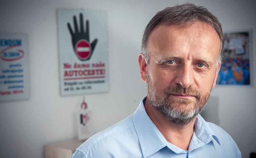 INTERVJU Mijat Stanić: 'Karamarko je koristio Soboli za reketarenje, a kao ministar je zaustavljao istrage o kriminalu u HAC-u'