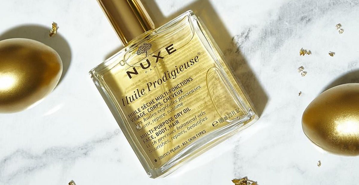 VIDEO: Nuxe Huile Prodigieuse – koktel šest dragocjenih biljnih ulja za vašu ljepotu