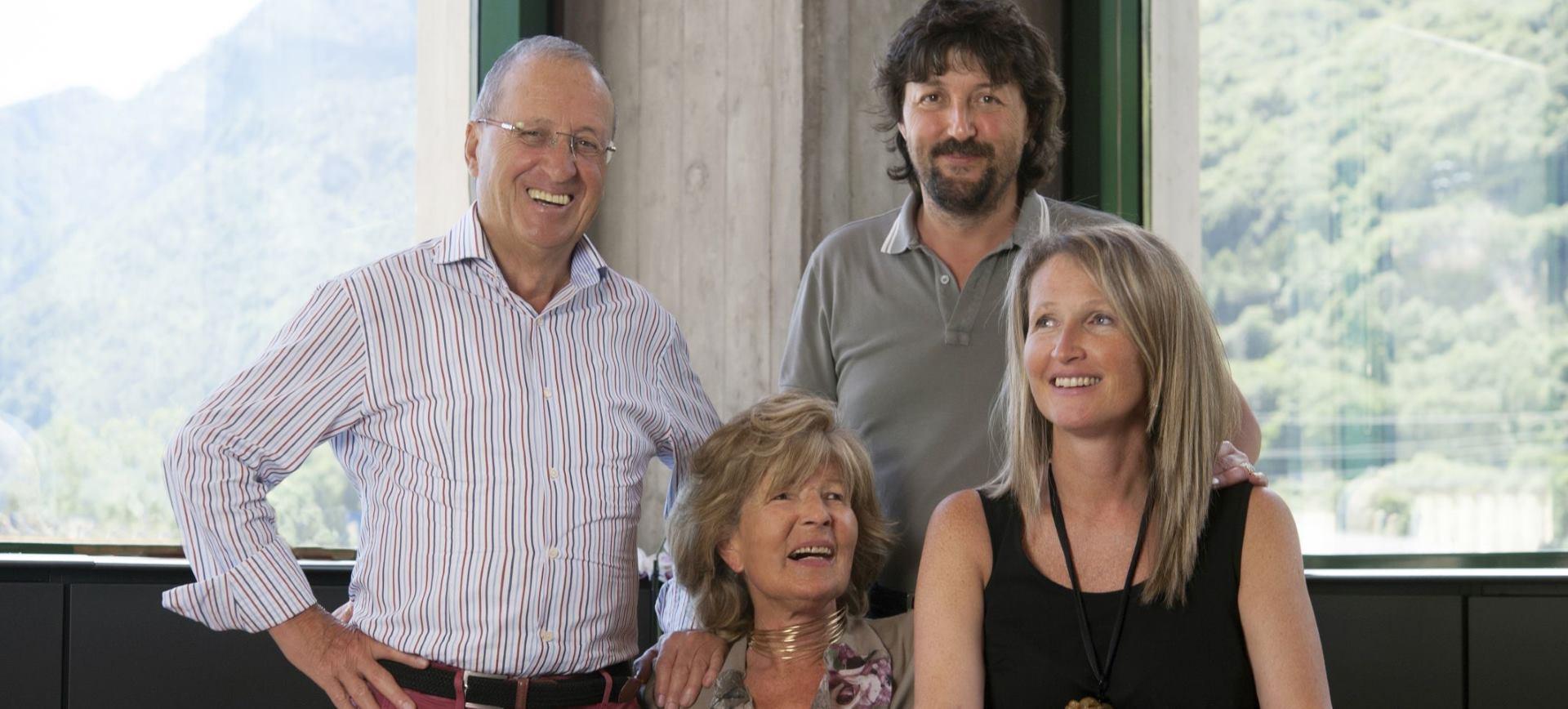 GRUPA DE RIGO VISION Obiteljska tvrtka proširila prodajnu mrežu na američko tržište
