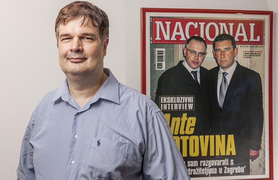 INTERVJU Oliver Vujović: 'To što su mediji utjecali na pad Vlade, velika je pobjeda hrvatske javnosti'