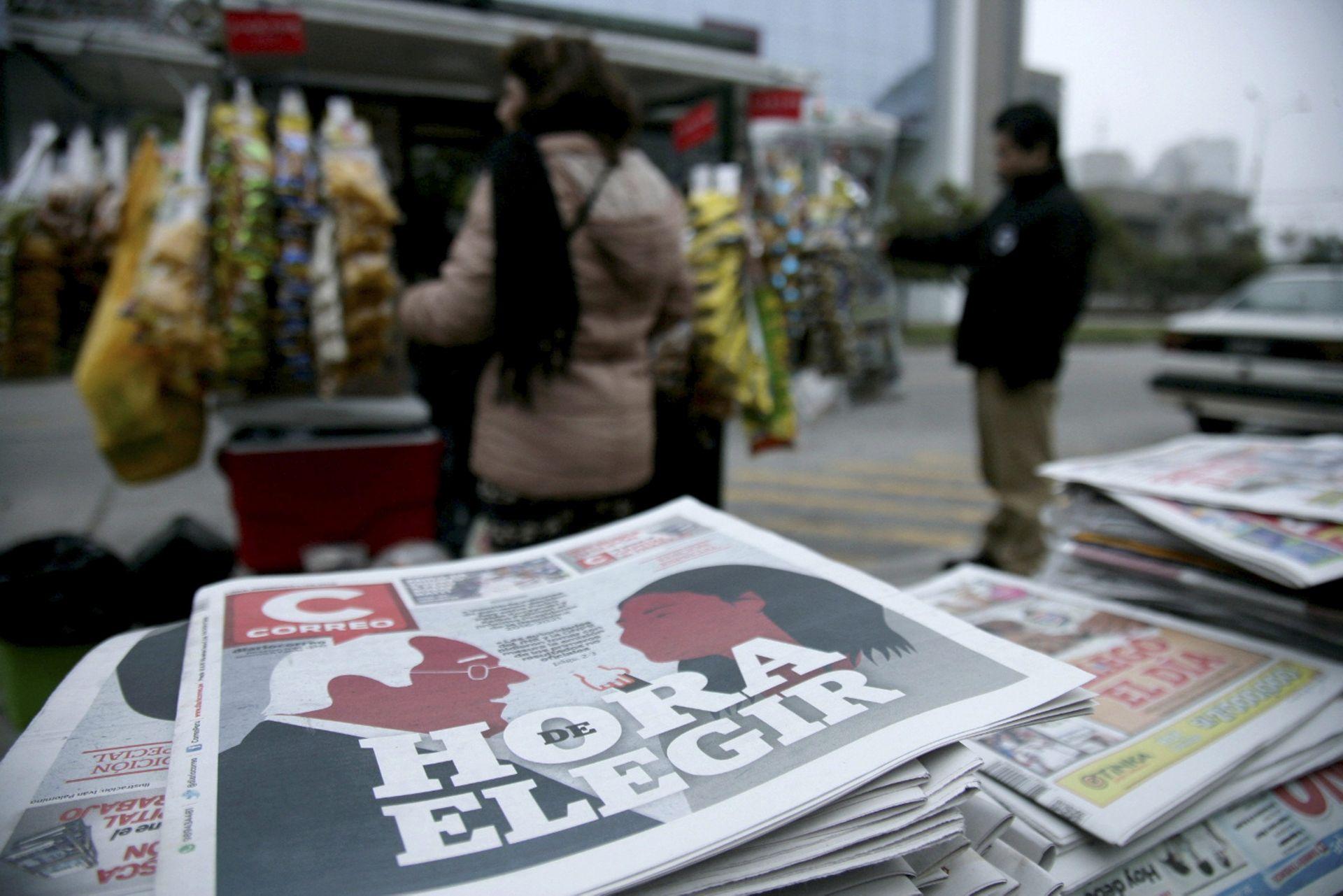 PRVI REZULTATI: Kuczynski u tijesnom vodstvu na predsjedničkim izborima u Peruu