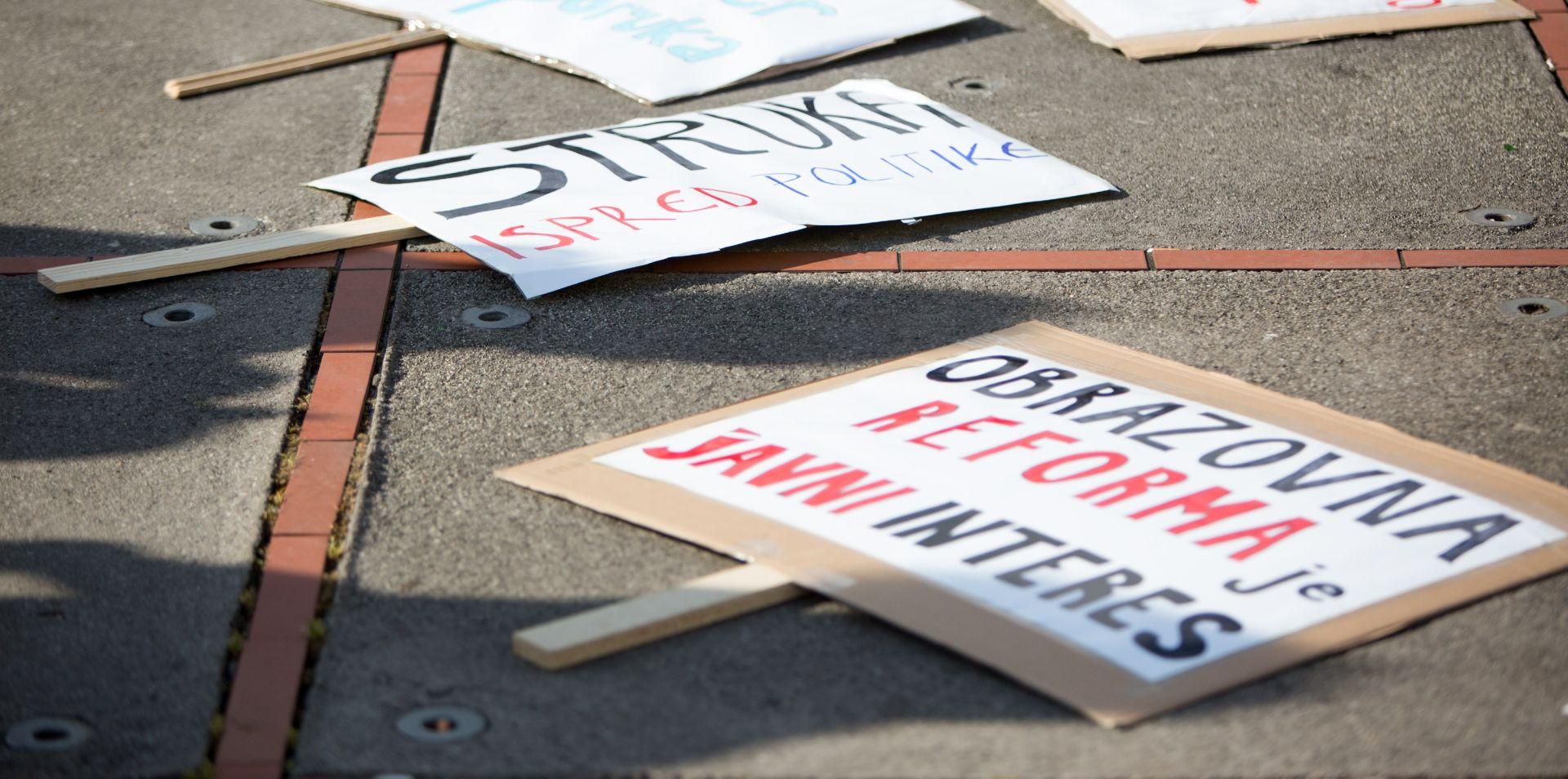 'HRVATSKA MOŽE BOLJE – BEZ VAS' 16. lipnja nova prosvjedna akcija na Markovom trgu