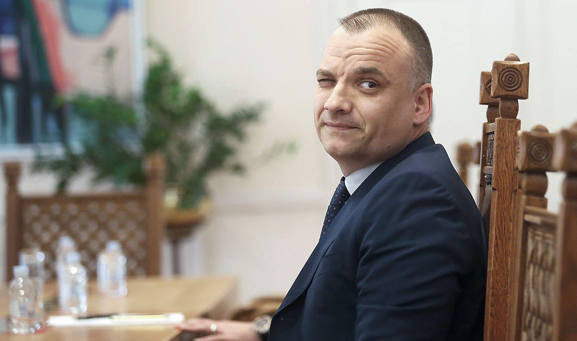 Daniel Markić započeo smjenu Karamarkovih kadrova u SOA-i