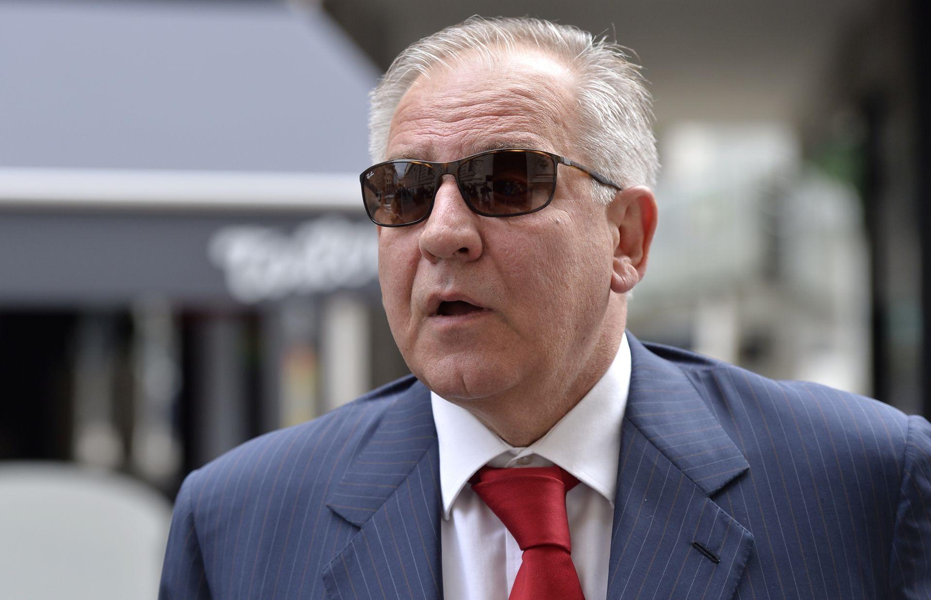 Josip Petrović u dvije godine čak 38 puta bio u Vladi na sastancima sa Sanaderom