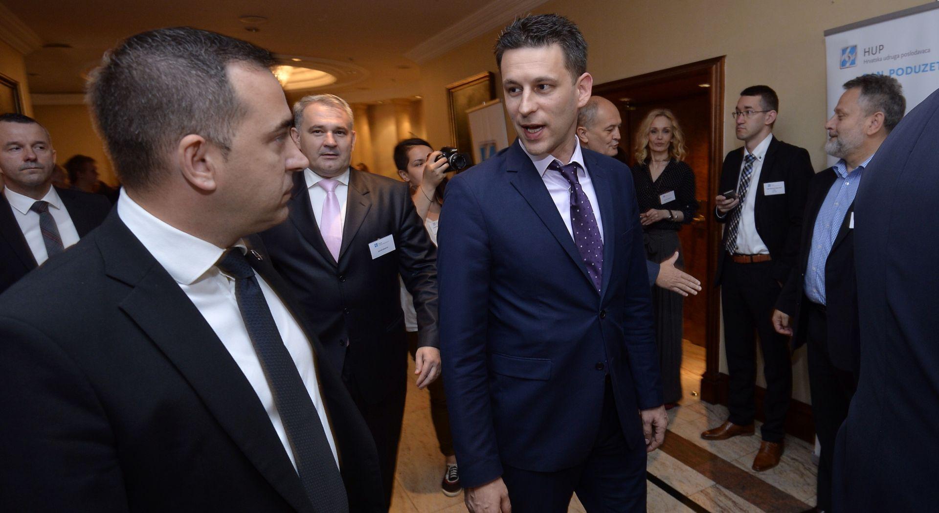 Petrov na Danu poduzetnika: Članovi Vlade odlično surađuju, ali promjene su zakočile političke stranke