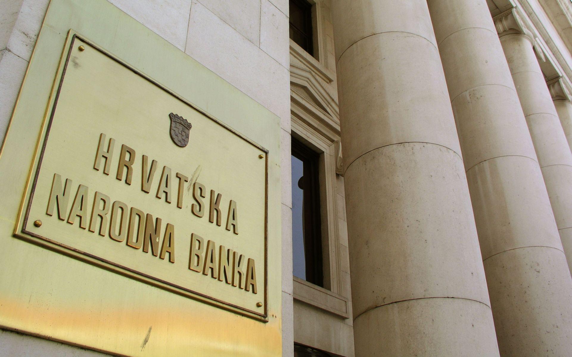 Ukupni krediti u travnju smanjeni gotovo 15 milijardi kuna