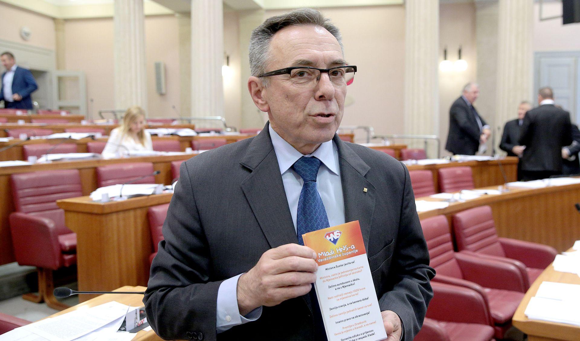 SABOR Batinić pozvao da se osiguraju sredstva za prijevoz srednjoškolaca