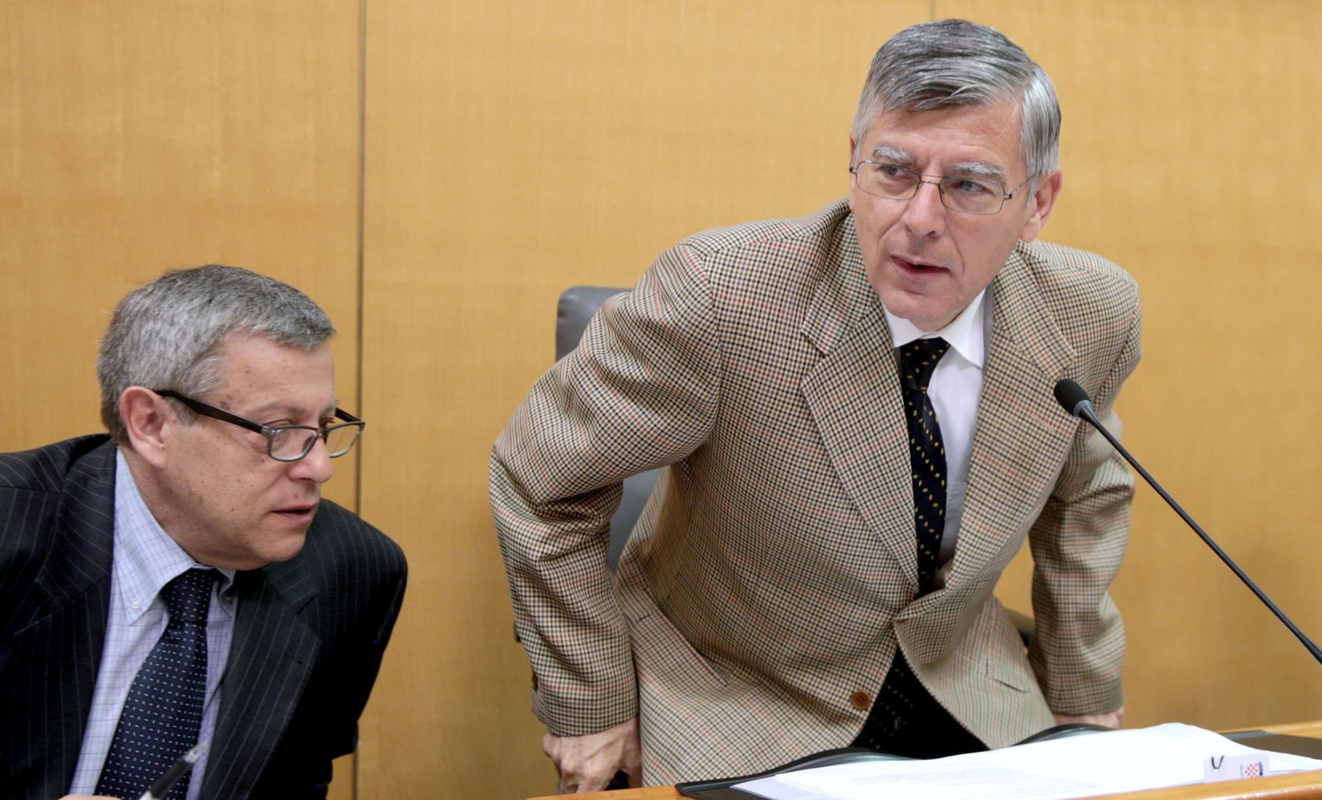 Reiner odbio uvrstiti u dnevni red SDP-ov prijedlog osnivanja istražnog povjerenstva o SOA-i